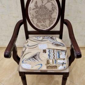 Сиденье на стул из ткани Аметист 144/1