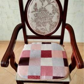 Сиденье на стул из ткани Аметист 223/1