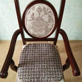 Сиденье на стул из ткани Аметист 2367/1